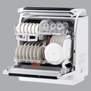 5人用の食器洗浄機