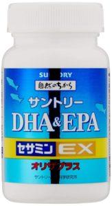 サントリーDHA・EPAセサミンEX オリザプラス